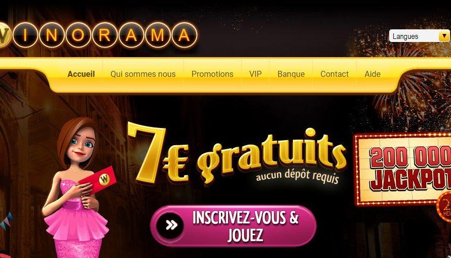 Avis Winorama casino : un casino en ligne fascinant !